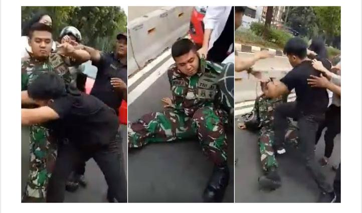 Terusir Dari Rumah, Akibat Berkelahi Dengan Tentara