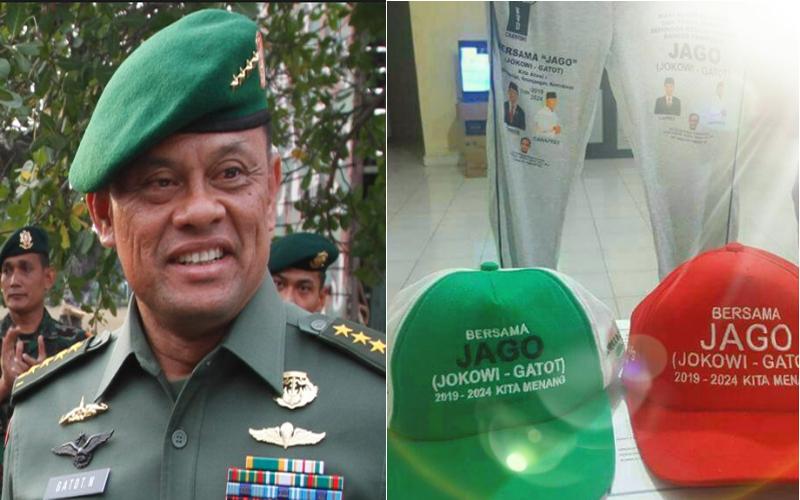 JAGO (Jokowi-Gatot), Strategi Hancurkan Elektabilitas Sang Jenderal