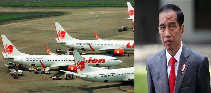 Presiden Jokowi dan Lion Air : Tragedi Perampasan Aset Negara dan Pengerukan Uang Rakyat