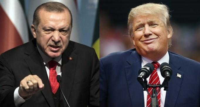Erdogan: Anda tak Bisa Membeli Suara Kami dengan Dolarmu, Tuan Donald Trump!