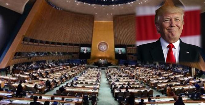 Alhamdulillah! AS Kalah Telak, PBB Batalkan Yerusalem Jadi Ibukota Israel,Trump Stress Berat