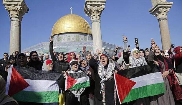 Ini 128 Negara yang Tolak Keputusan Trump Jadikan Yerusalem Ibukota Israel