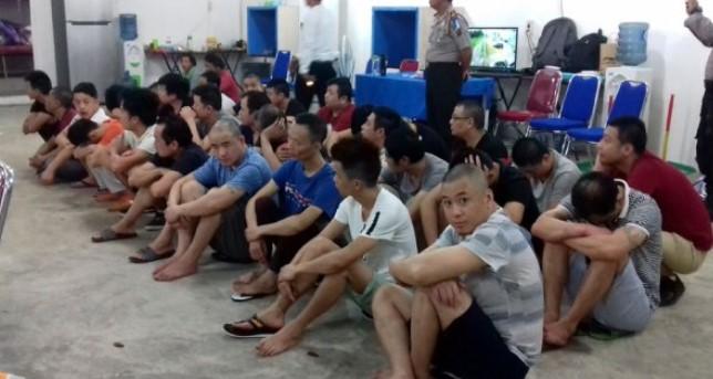 20.254 Warga Negara China Minta Izin Tinggal di Indonesia Sepanjang 2017