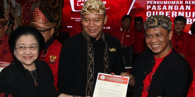 Manfaatkan Nama Kapolri Tito Di Pilgub Jabar, Cawagub Jabar Anton Charliyan Diprotes Polri