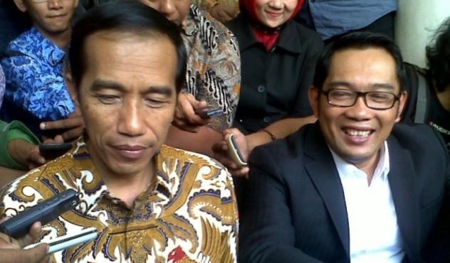Jika Menang di Jabar, Ridwan Kamil Akan Dukung Jokowi di Pilpres 2019