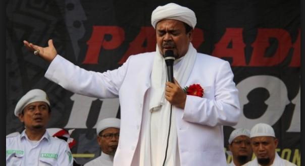 Novel Bamukmin Punya Alasan Kenapa Habib Rizieq Tak Kunjung Pulang