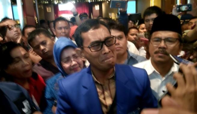 KPU: JR Saragih Tetap tak Bisa Jadi Cagub Sumut, Ini Alasannya