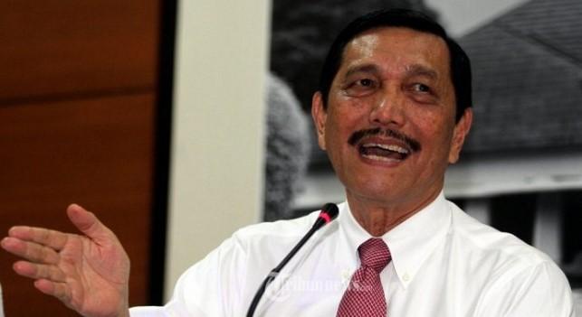 Luhut : Indonesia Tak Akan Pernah Krisis, Karena Ada Jokowi Dan Sri Mulyani