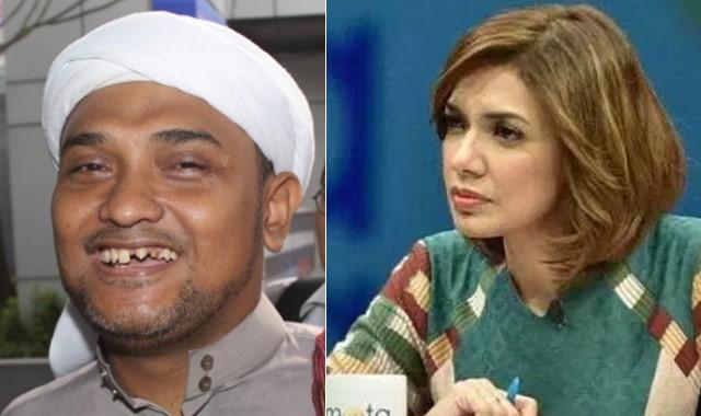 'Narasi Kecebong' Versi Ustadz Novel Berhasil Bikin Najwa Langsung 'Kram Otak'
