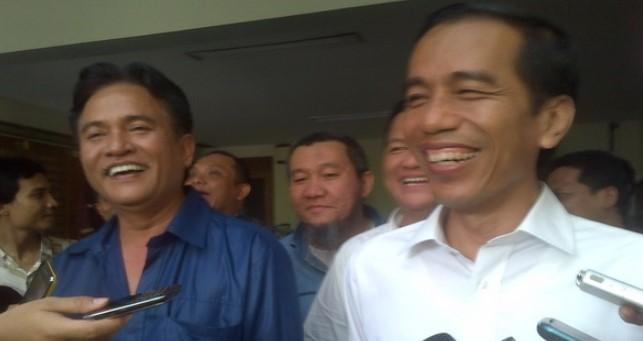 Dipasangkan Jadi Cawapres Jokowi di Pilpres, Ini Jawaban Lucu Yusril