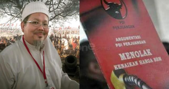 """Tengku Zul: """"Mau Tanya: Buku Ini Bisa Didapatkan di Mana ya…?"""", Warganet: """"Udah expired pak…"""""""