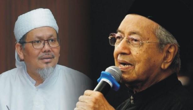 """Mahathir Mohamad Tak Setuju Pengkritiknya Ditangkap, Ustadz Tengku: """"Andai Sahaja Penguasa di Sini Macam Pak Cik"""""""
