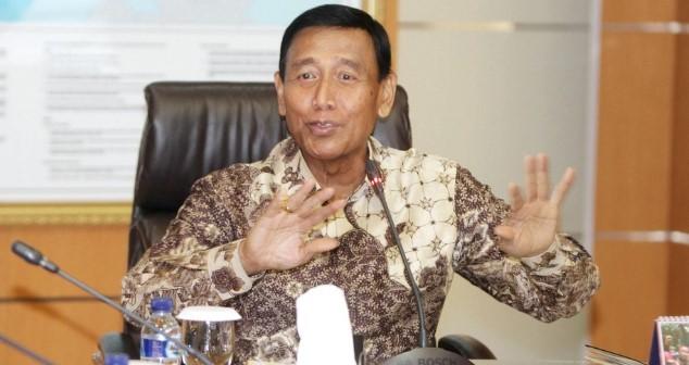 Wiranto: Kita Jangan Curiga Jika AS Bantu Indonesia Buru Teroris