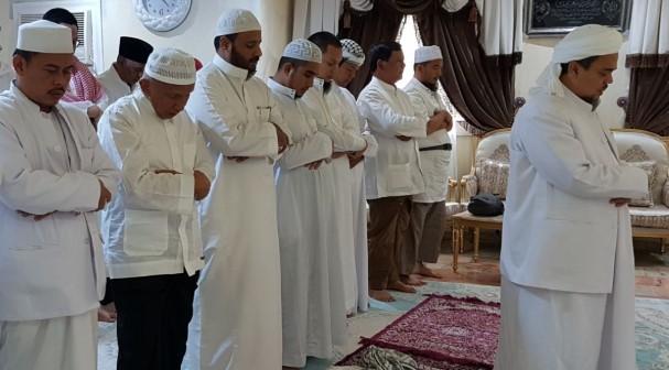 CATAT! Ini Hasil Pertemuan Prabowo, Amien Rais dan HRS di Mekkah