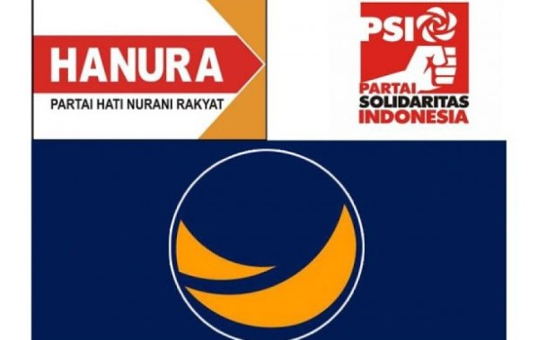 PolCOMM : Perindo, PSI, Hanura dan NasDem Tidak Lolos ke Senayan
