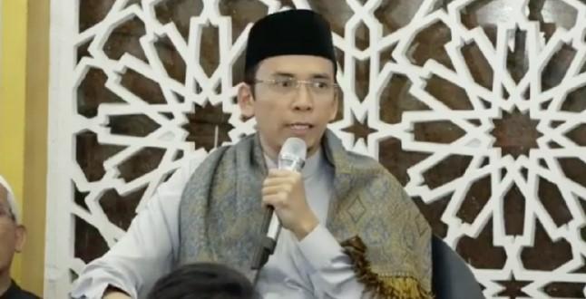 2 Balasan Telak tuk TGB Yang Minta Setop Politik Kutip Ayat Perang dari Al Qur'an