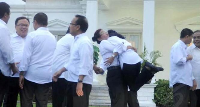 WOW! Staf JK Bocorkan Rencana Sejumlah Menteri Tinggalkan Jokowi