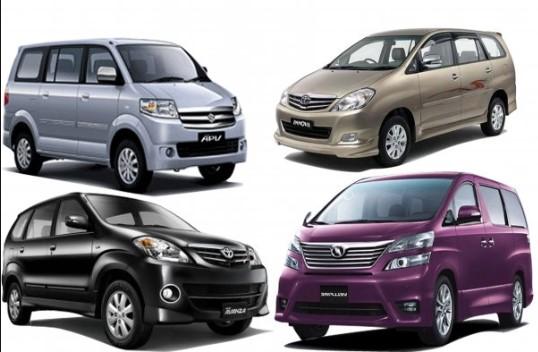 Daftar Rental Mobil Galira kota Depok yang bisa tanpa supir layanan oke