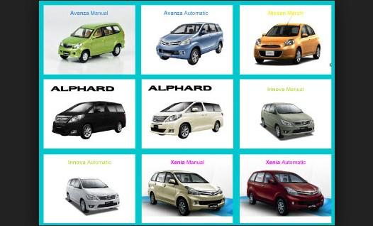 8 Sewa Rental Mobil Lombok 24 Jam Lepas Kunci dan Tanpa Supir