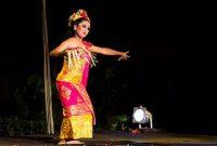 Deskripsi tentang Tari Panyembrama daerah Bali yang unik tampilannya