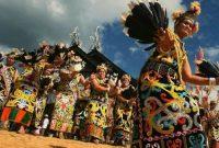 Info tentang keunikan pakaian tradisional Kalimantan Barat yang banyak dikenal