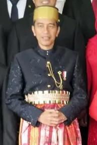 Info terkait tutup kepala sebagai pakaian Sulawesi Selatan