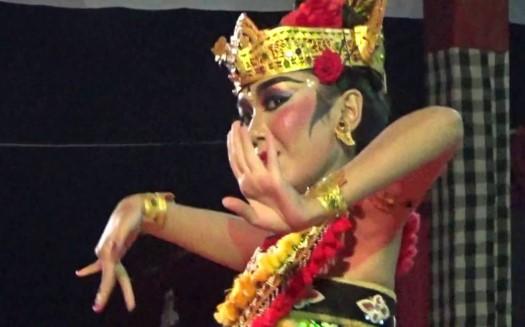 Kumpulan Tari Margapati Asal Bali yang unik