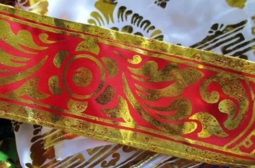 Lampiran tentang Pakaian Adat Bali Sabuk Selendang