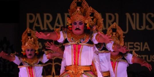 Tari Durga Mahisasura Mardini Bali Yang Banyak Dikenal Warga