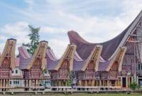 Info terkait dengan rumah adat tradisional Tongkonan yang unik