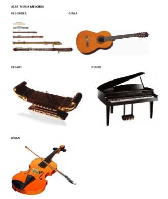 Pengertian Alat Musik Melodis Adalah, Ini Penjelasan Artinya